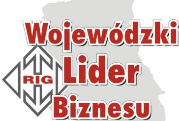 XII edycja Konkursu Wojewódzki Lider Biznesu